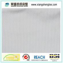 Tecido de seda tafetá com jacquard (100% seda)
