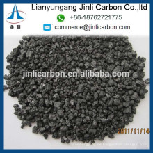 Petrolkoks mit niedrigem Schwefelgehalt / Graphit-Kohlenstoffadditiv mit niedrigem Schwefelgehalt GPC Gießereimaterial