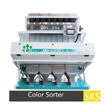 china factory supply 256 channels rice mill machine color sorter