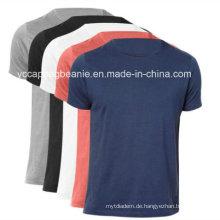 Werbe-Blank T-Shirt, T-Shirt, Günstige T-Shirt