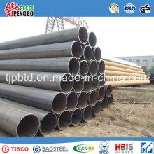 ERW Weld Steel Pipe Material/Weld Steel Pipe