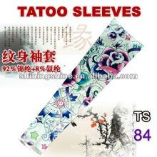 2016 hot sale best flower tattoo sleeve