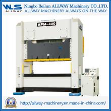Machine de presse à économie d'énergie à haute efficacité / machine à poinçonner (APM400)