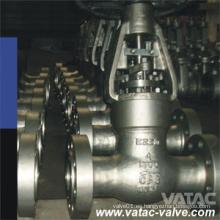 Válvula de compuerta sellada por presión (Z41H)