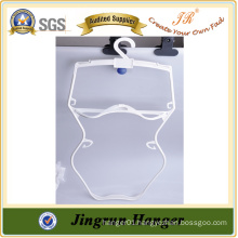 2015 New Design White Plastic Swimwear Hanger