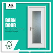 JHK-Fancy Glass Door Porte en verre pour garage en panneau MDF