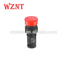 LA37-E1S XB7 Mushroom head button emergency button Self-locking rotation reset