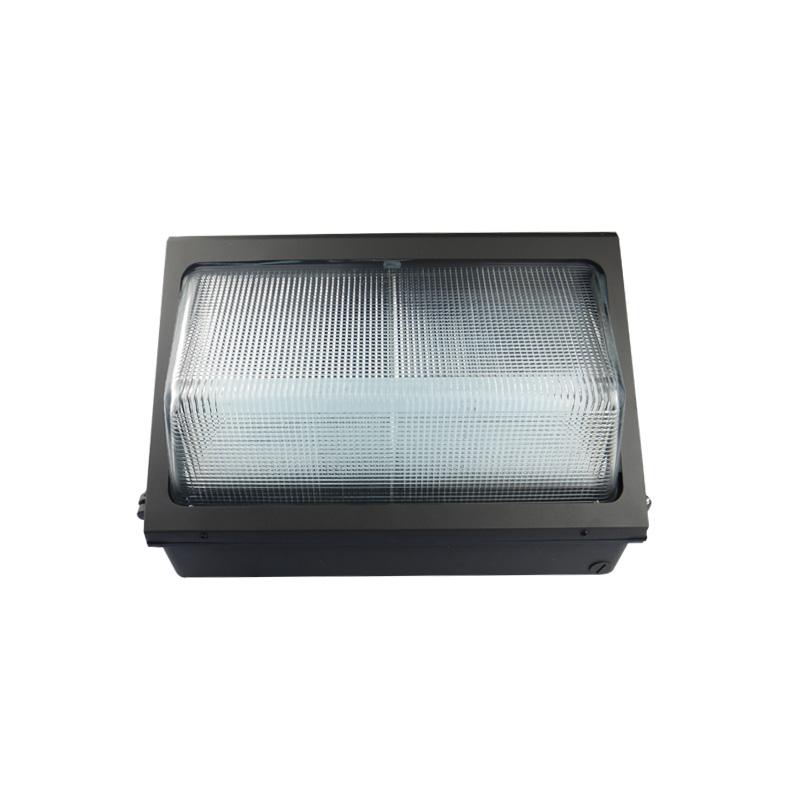 dlc 100w led wall pack