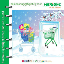 80L Shopping Trolley for supermarket