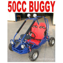 MINI 50CC SIDE BY SIDE GO KART FOR KIDS(MC-404)