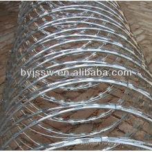single type razor barbed wire mesh