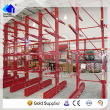 Jracking quality ecoonomical storage warehouse meco omaha cantilever rack