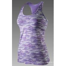 Hot Tank Top Sublimated in Funky Printing Crp-016
