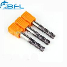 BFL CNC-Hartmetall-Schneidwerkzeuge, Hartmetall-Rough-Schneidwerkzeuge Holz Schaftfräser