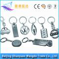 2016 Hot Sale Popular Make Your Own Logo Custom Metal Key Chain