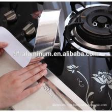 Fita adesiva auto-adesiva auto-adesiva de folha de alumínio pvc