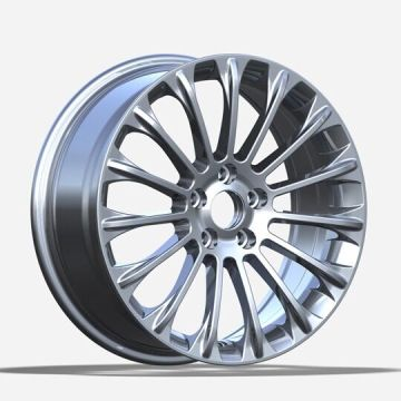 Alumnium Custom Ford Replica Rim 17x7 Серебро