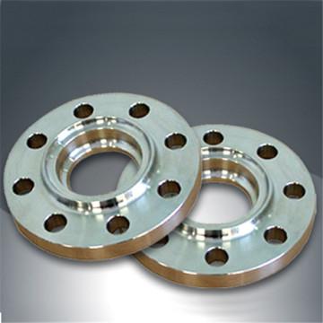 DN40 Flansch aus rostfreiem Stahl