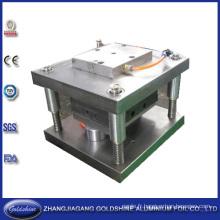 Moule de conteneur en aluminium aluminium avec compartiment