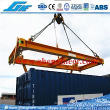 20FT 40FT полуавтоматический разбрасыватель контейнеров