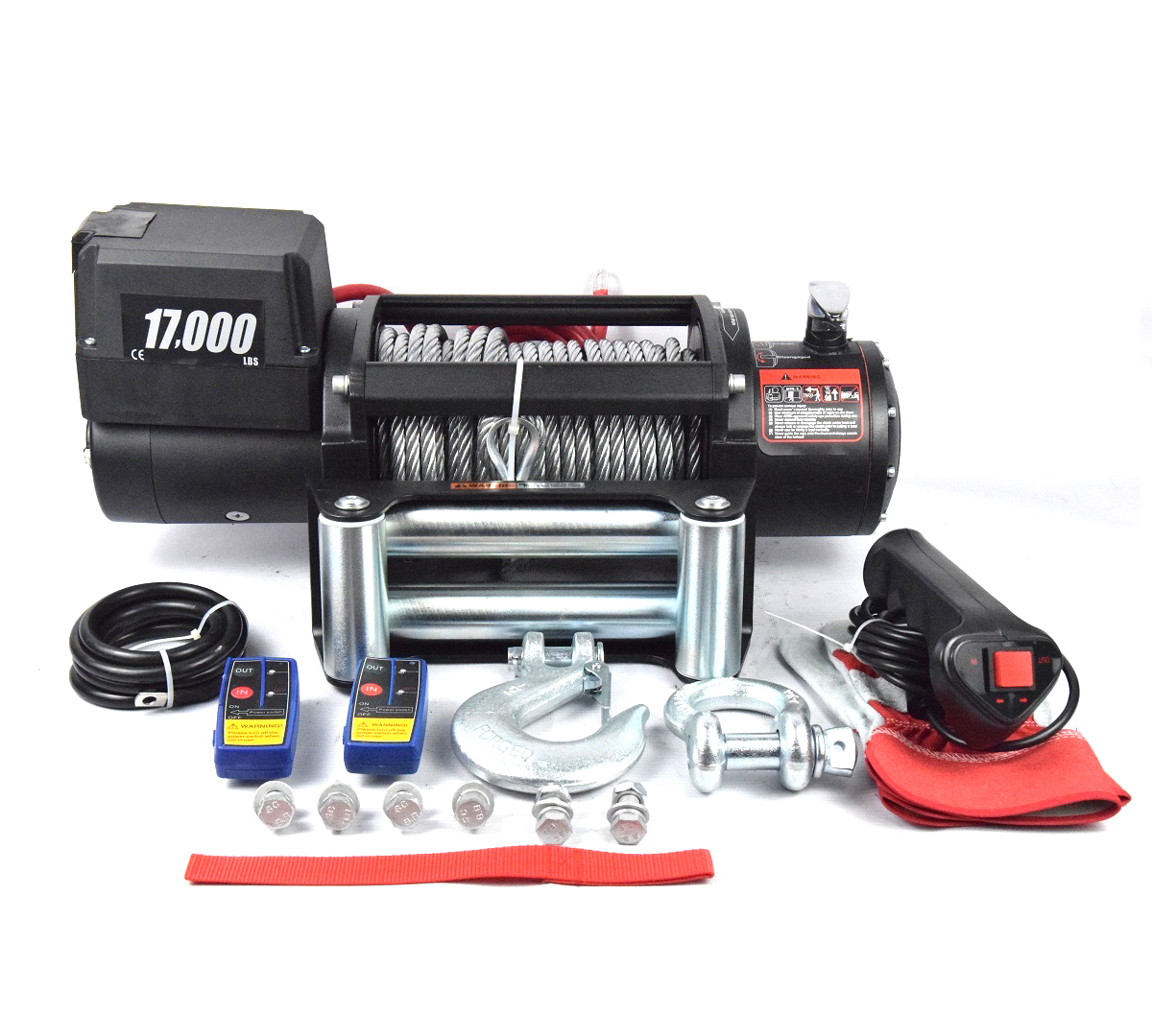 5 ton electric winch south africa electric winch 6000 lbs