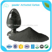 Tratamiento de purificación de agua Perlas de carbono activado de China