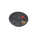 Bandeja de plástico para alimentos com porca termoformada personalizada