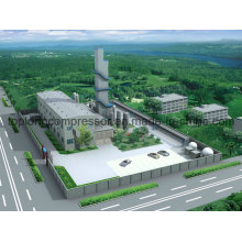 Pour Lox Ln2 Plant Cryogenic générateur d'azote liquide Oxygen Generaotr
