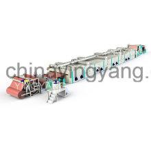 Chaîne de production de chauffage de Stenter