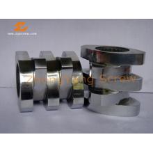 Extrusão de cilindro segmentado de parafusos de elemento
