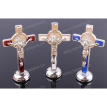 Religious Alloy Jesus Statue, Religious Cross Statue Gifts