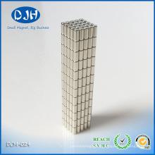 Magnet Durchmesser 3 * Dicke 6 mm N35 Klasse Nickel-Kupfer-Nickel beschichtet