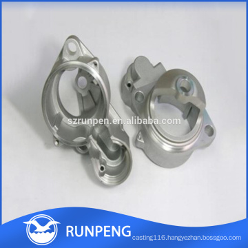 Zinc Alloy Die Casting Fore and Aft Electrical End Shields