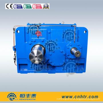 Equipamento de mineração e triturador de caixa de engrenagens helicoidal paralela série Hh