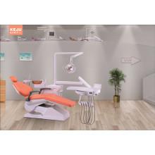 Unidad de sillón dental halógeno con certificación CE e ISO