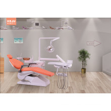 Halogen Dental Chair Unit with Ce and ISO Certificated