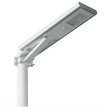 Réverbère LED intégré solaire 8W