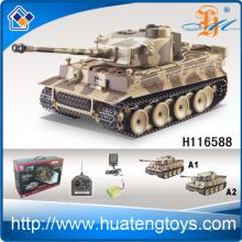 Neuester RC Kampfpanzer mit Infrarotkampf RC Tank H116588