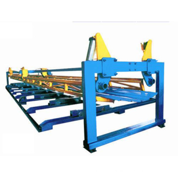 pneumatic product stacker