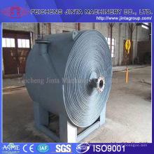 Спиральный пластинчатый теплообменник из нержавеющей стали для спиртового проекта