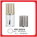 Round Screw Cap For Nail Polish Bottle