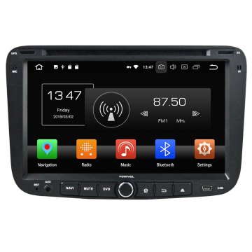 System stereo Android 8.0 dla EC7 2012