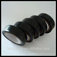 Schwarzes PVC-Isolierband