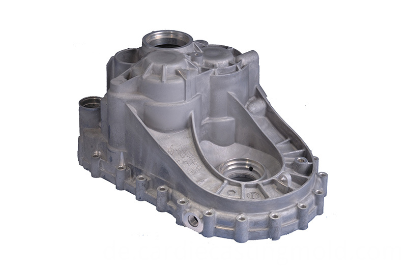 magnesium gearbox housing