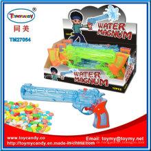Super Wasserpistole Spielzeug mit Süßigkeiten
