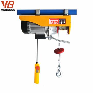 Alzamiento eléctrico micro 100kg / mini alzamiento eléctrico / alzamiento portátil de la grúa al por mayor