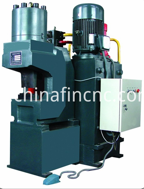 Steel Plate Stamping Machine