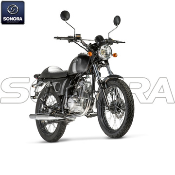 MASH FIFTY 50 cc Noire Euro4 Body Kit Części silnika Origine Spare Parts