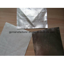 Heat Retardant Aluminized Fabric/Glass Fibre Cloth