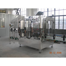 Automatic 3 in 1 Bottle Filling Machine